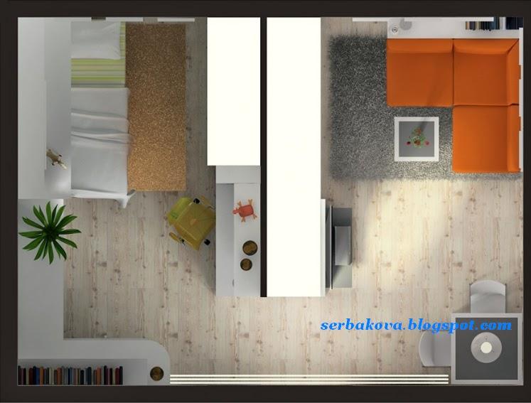 Как сделать в квартире туалет и ванную
