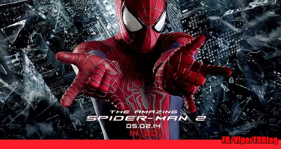 Novo trailer de O Espetacular Homem-Aranha: A Ameaça de Electro