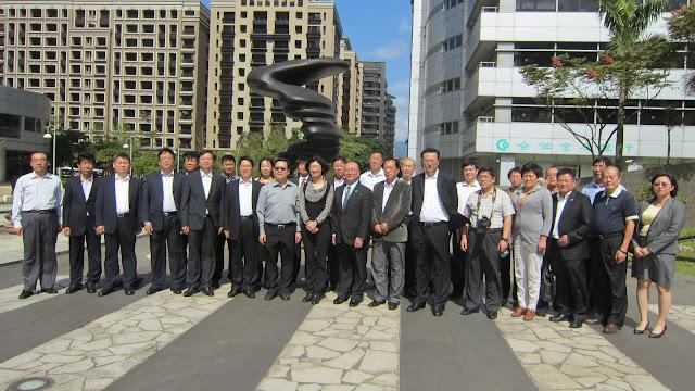 山東淄博文化考察團
