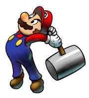 Ese Mario genera mucho ruido.jpg