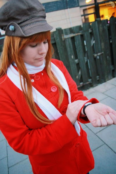 Saki Morimi Eden of the East Cosplay