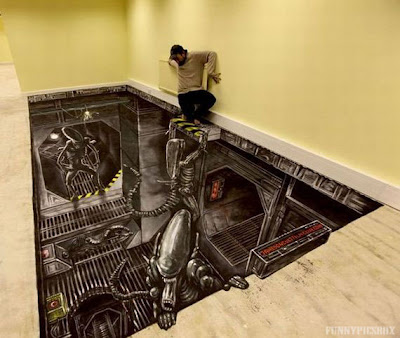 Amazing 3D Drawings 66