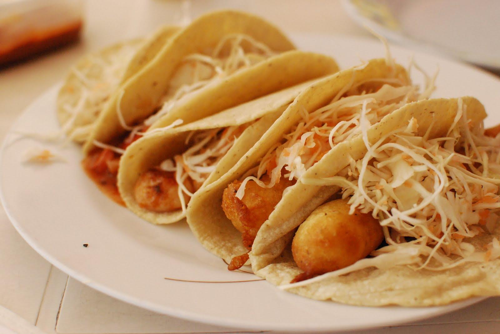 Eat everyday marisma fish tacos in puerto vallarta for Eating fish everyday