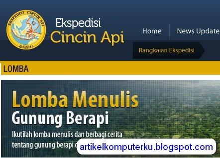 lomba blog berhadiah