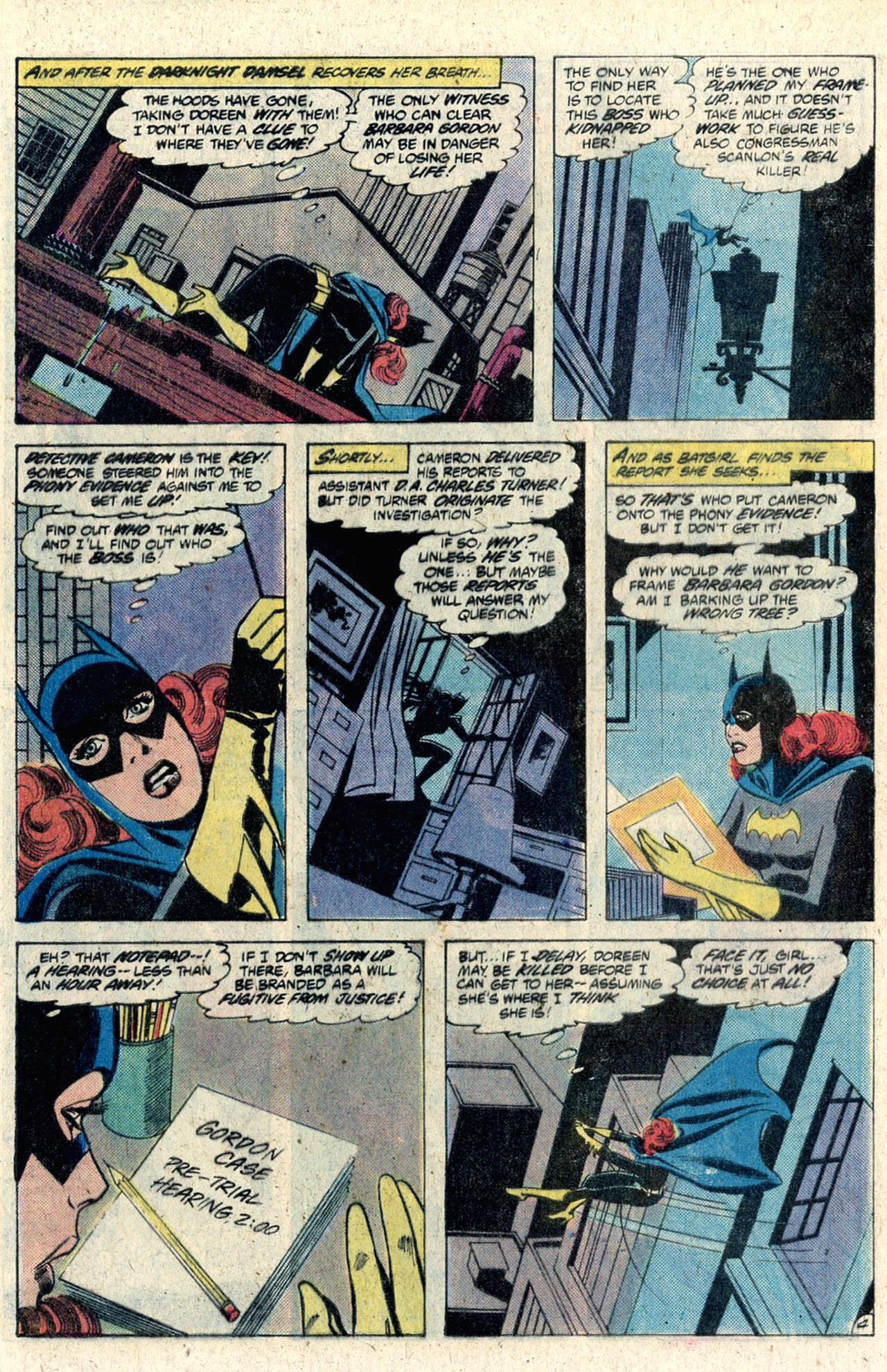 Detective Comics (1937) Issue #499 Page 27