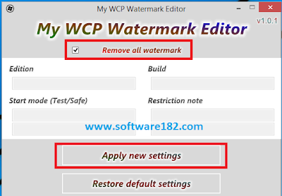Cara Menghilangkan Watermark di Windows