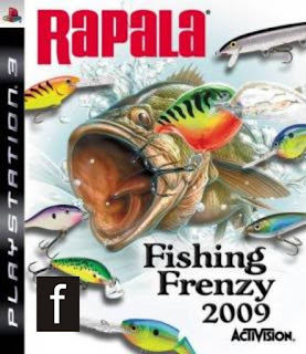 Rapala Fishing Frenzy - PS3