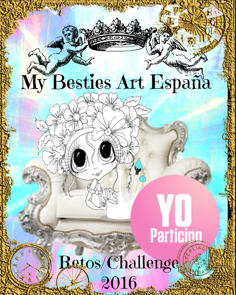 Reto/Challenge My Besties Art España