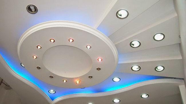Faux plafond - Faux plafond plaque de platre ...