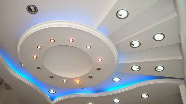 faux plafond platre suspendu luxueix