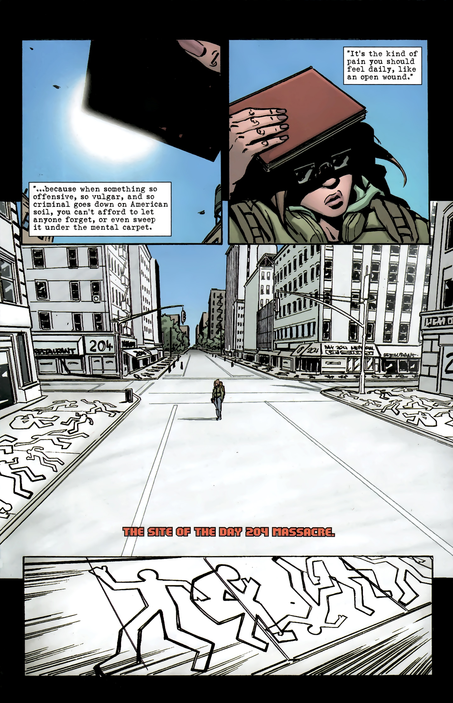 DMZ (2006) chap 72 pic 14