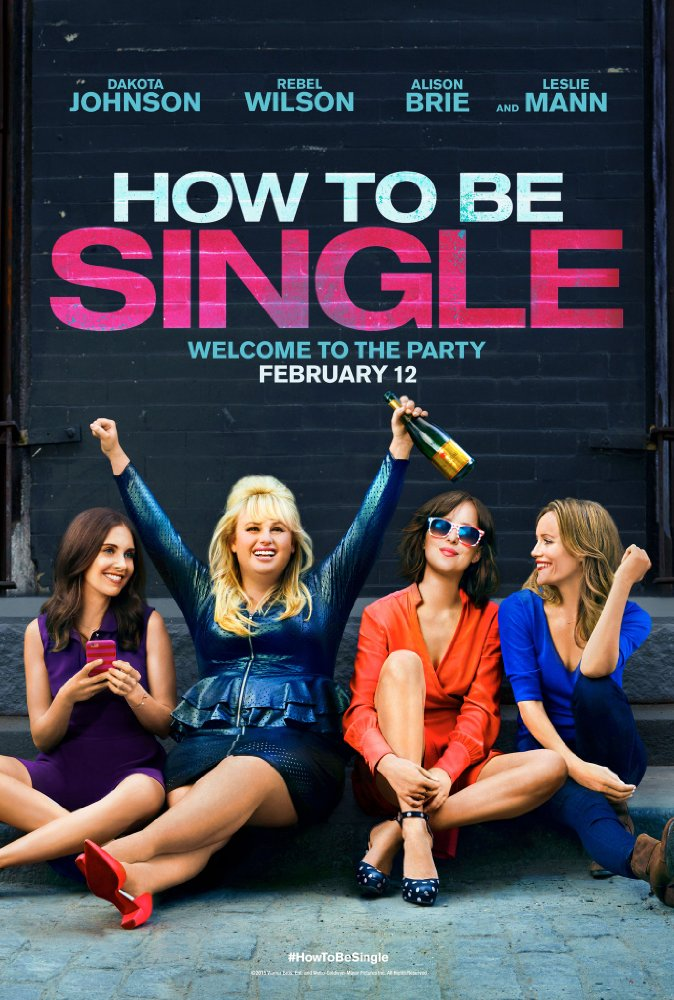Nonton How to Be Single (2016)
