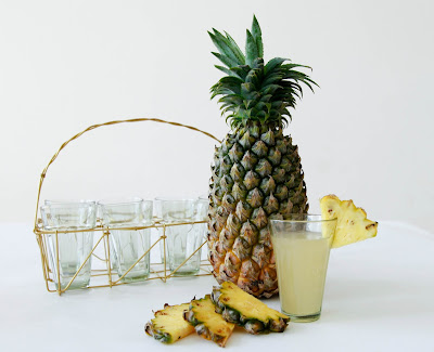 Pineapple Kombuca Tea Recipe