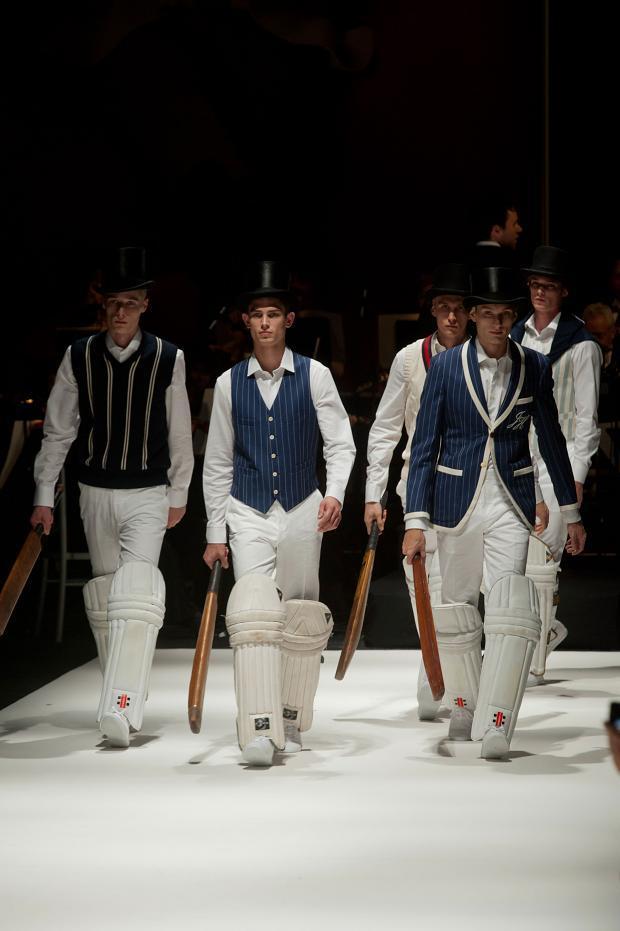 COOL CHIC STYLE to dress italian: HACKETT LONDON