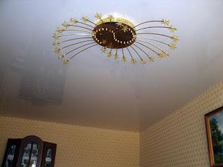 Во всей квартире натяжные потолки фото