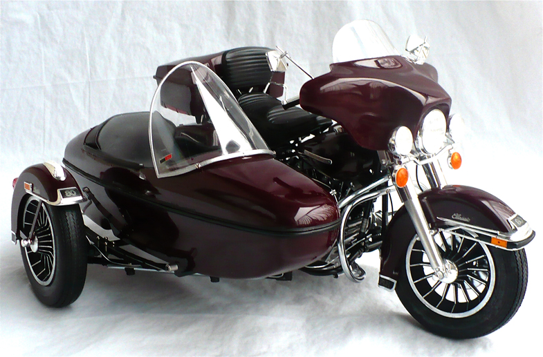The Great Canadian Model Builders Web Page Harley