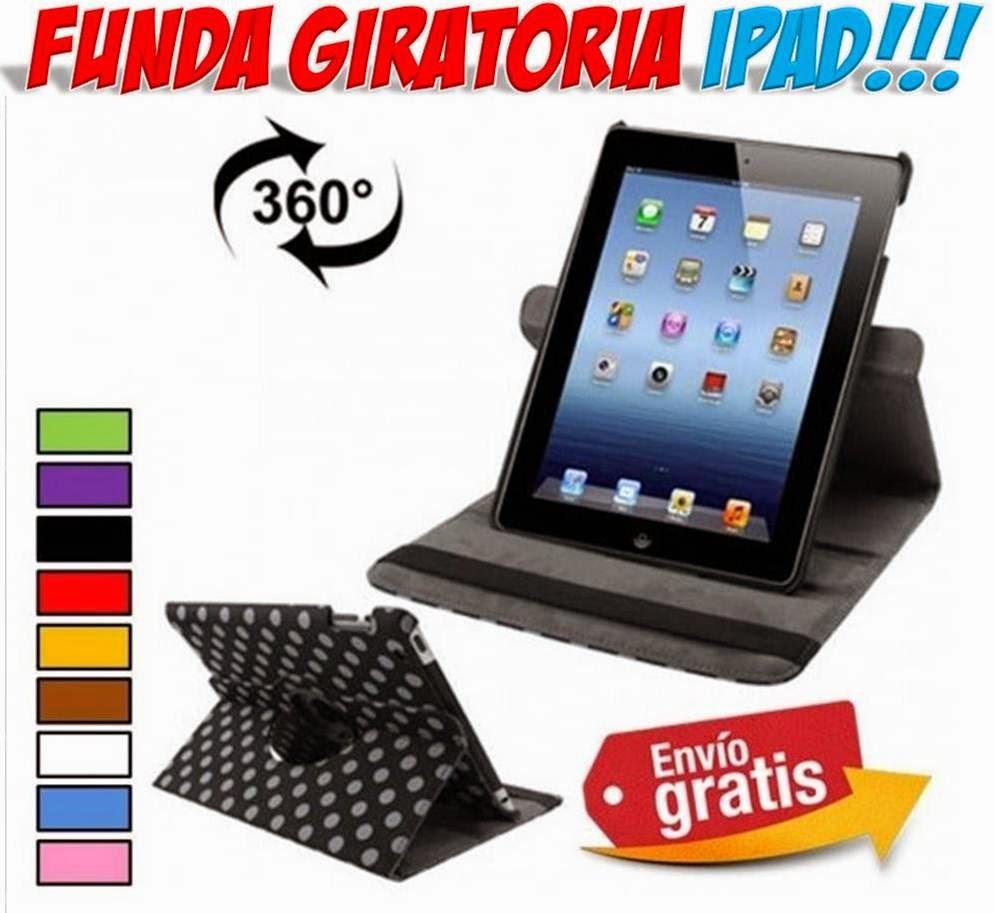 fundas giratorias para iPad