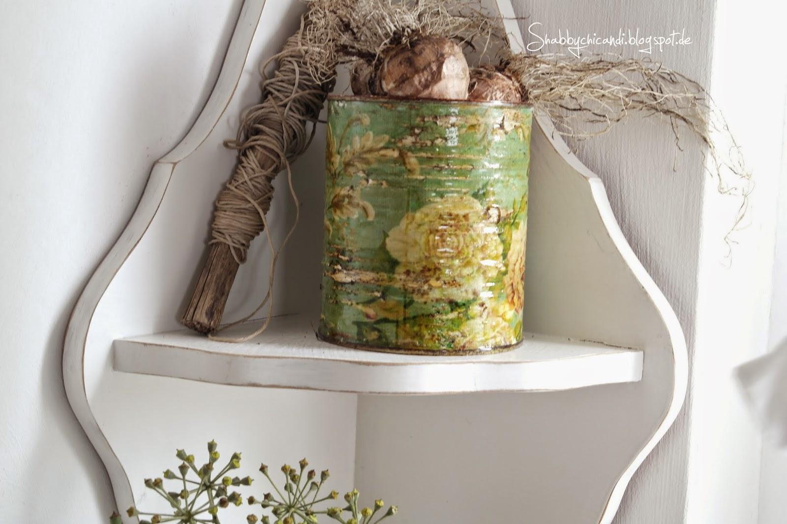 DIY Konservendosen hübsch gemacht