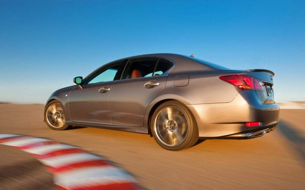 Lexus is 350 2014 wallpaper