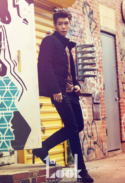 Big Bang T.O.P Calvin Klein 1st Look 8