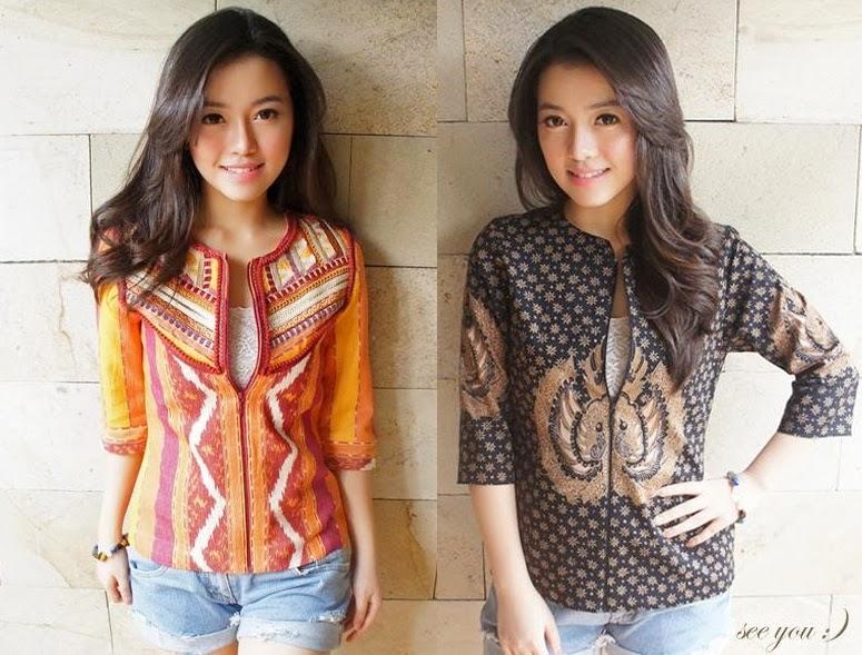 Gambar Foto Batik