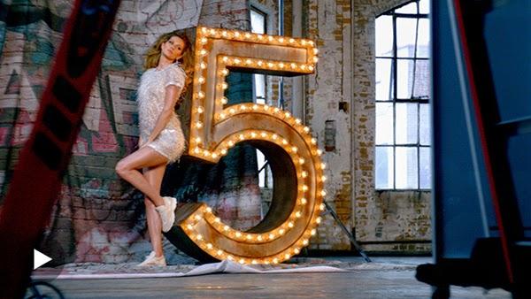 Chanel Nº 5 fragancia mujer anuncio vídeo campaña