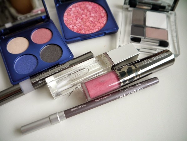 Lise Watier spring 2014 new lip products