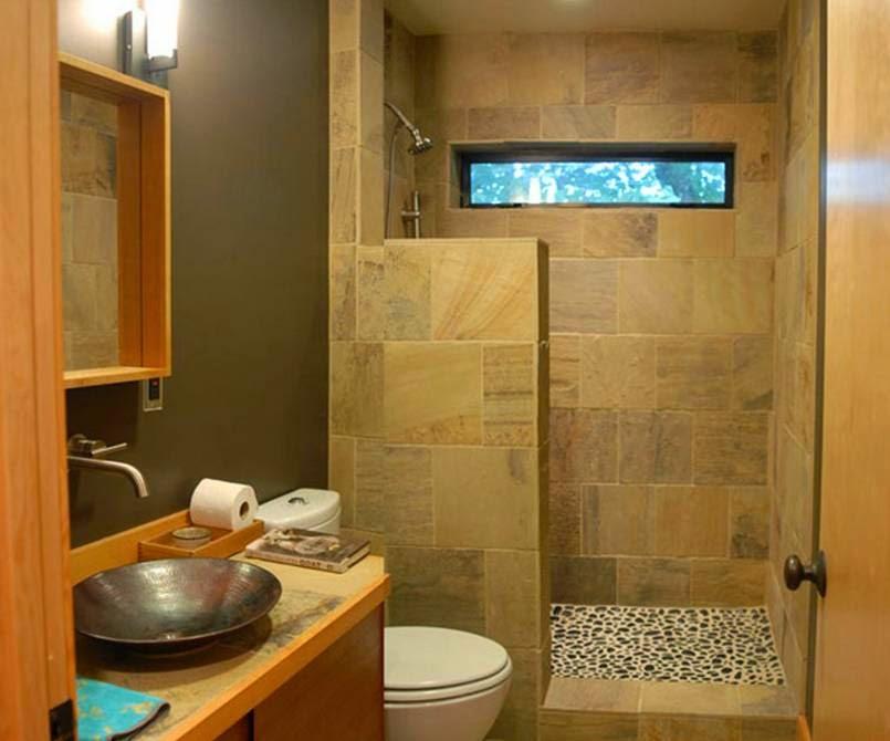 keramik kamar mandi kecil