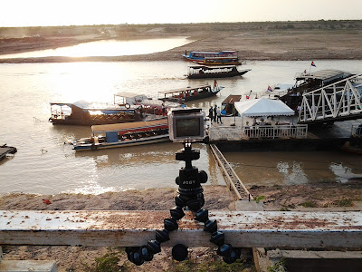 Tonle Sap timelapse Cambodia