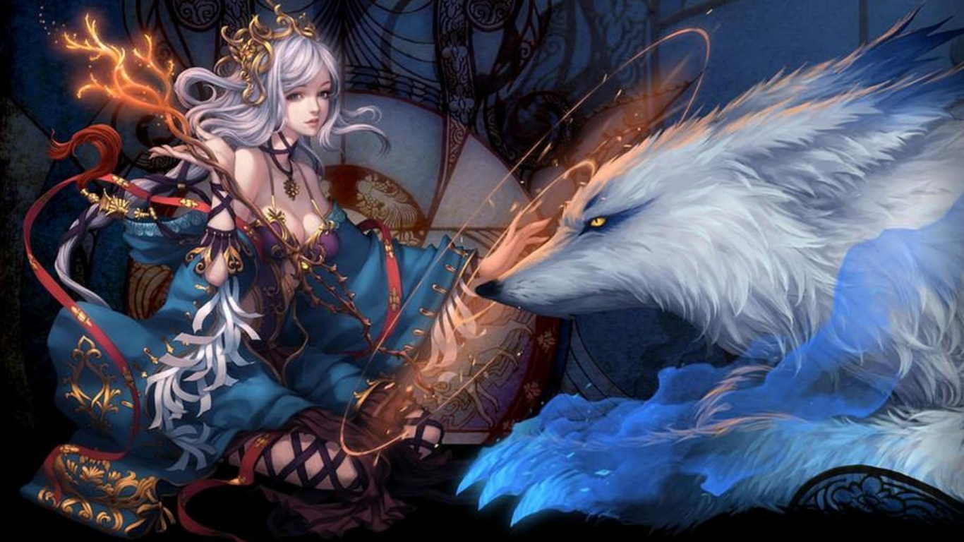 HD Wolf Wallpapers