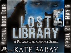 Lost Library by Kate Baray