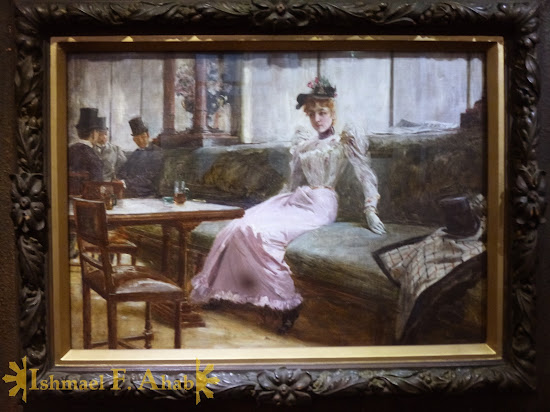 The Parisian Life by Juan Luna in the Philippine National Museum