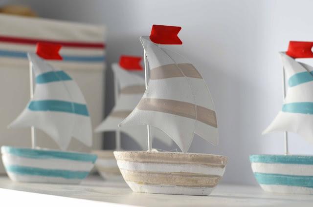 marynarski pokój dziecka styl marine