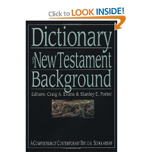 Background New Testament