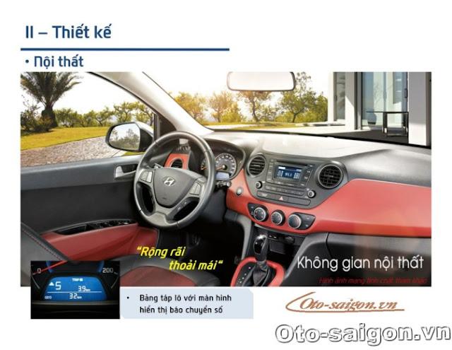 Hyundai i10 2014 11 Xe hyundai i10 2014
