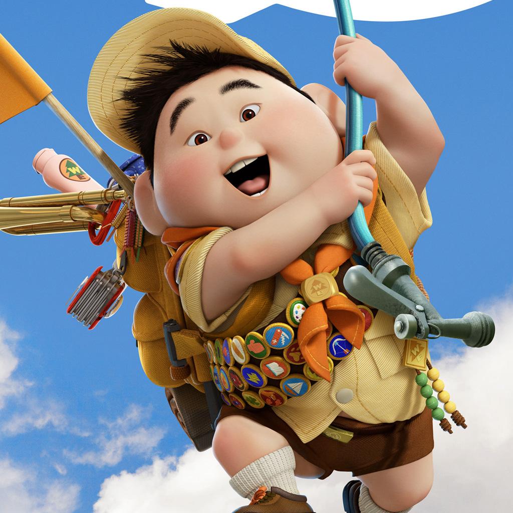 I Love Russel 'UP'   Nganoe YUK