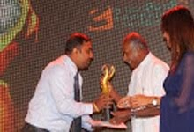 E-Swabhimani Award- Sri Lanka- 2012