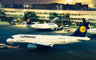 طيران المانيا