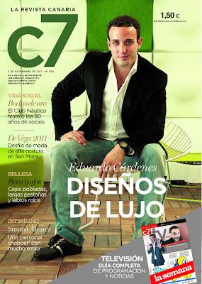 Eduardo Cardenes / Luxury Designs / C7 Magazine | cardenesstudio