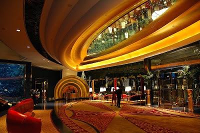 Burj Dubai Tower Inside Viewskate Upton