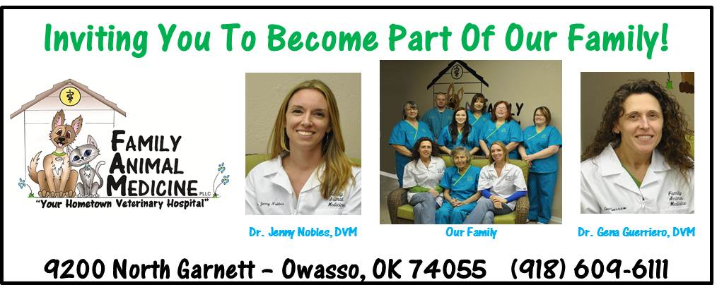 Family Animal Medicine Owasso, OK