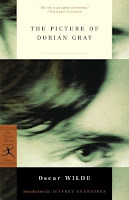 Book cover of The Picture of Dorian Gray by Oscar Wilde