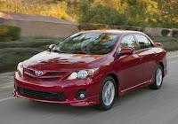 Fotos novo Corola 2012 Toyota