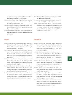 Bibliografía consultada - Formación Cívica y Ética 6to Bloque 5 2014-2015