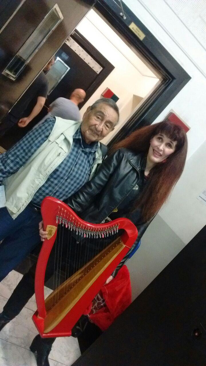 PROGRAMA DE JAIME TORRES, RADIO NACIONAL  98.7 FM ARGENTINA