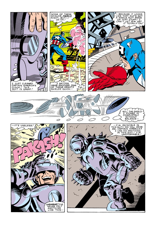 Captain America (1968) Issue #304 #232 - English 20