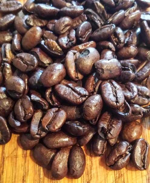 Cascade Pride Sumatra Mandheling Coffee