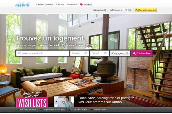 conseils pour louer son appartement les week ends sur airbnb. Black Bedroom Furniture Sets. Home Design Ideas