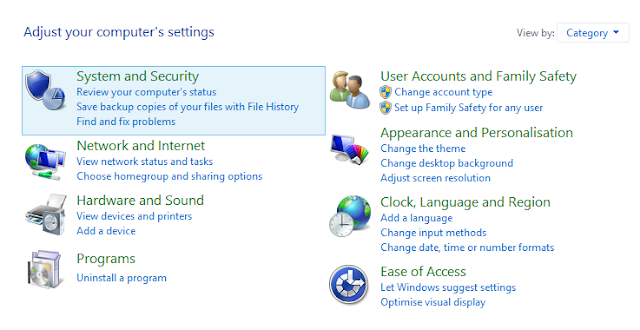 Backup & Restore Your Files Using Window 8's File History