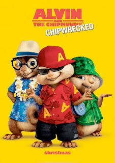 Alvin and the chipmunks: Chip-wrecked (Alvin y las ardillas 3) (2011) Español Latino